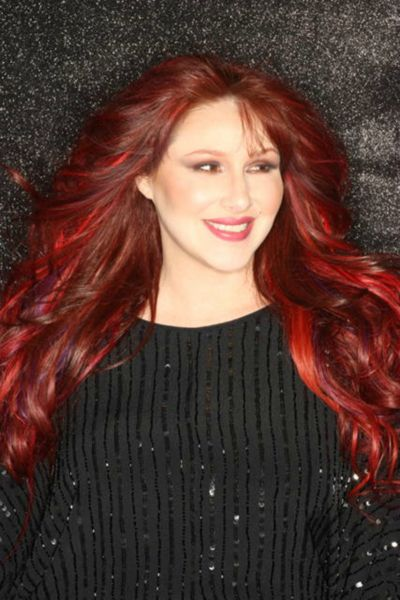 Tiffany performs as part of the Flashback Concert Jam at the Orleans Arena May 14
