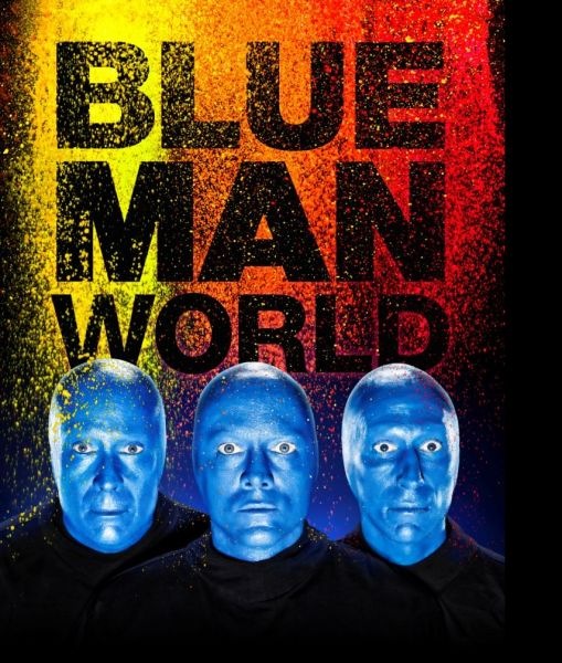 Blue Man Group's new book