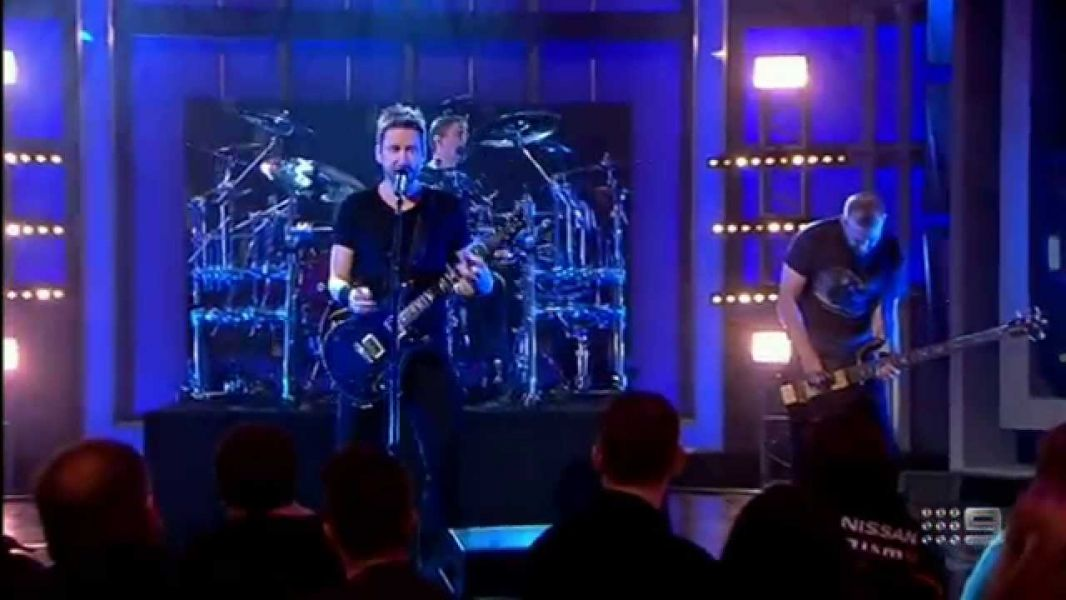 Nickelback to headline benefit concert for victims of Fort McMurray, Alberta