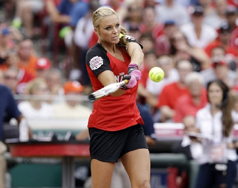 Jennie Finch has made the move to baseball coaching