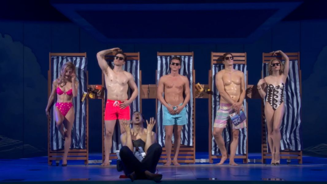 Final performances for 'American Psycho' in New York
