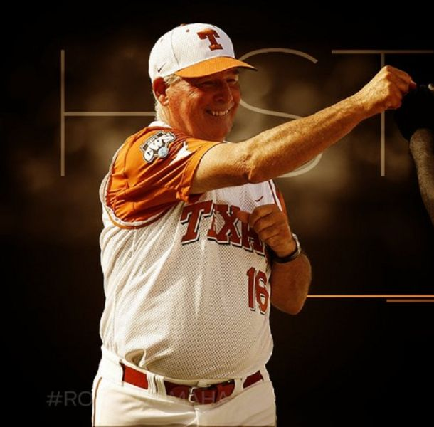 Augie Garrido went to 15 College World Series and won five national titles