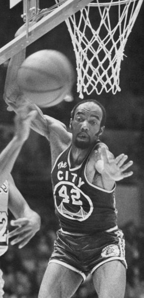 Nate Thurmond was the Second Coming of Wilt Chamberlain (sort of) when he starred for the Warriors in the late 1960s.