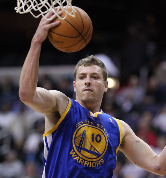 "David Lee took a lot of crap from ""experts"" for being overrated, but he was still pretty good for some bad Warriors teams."