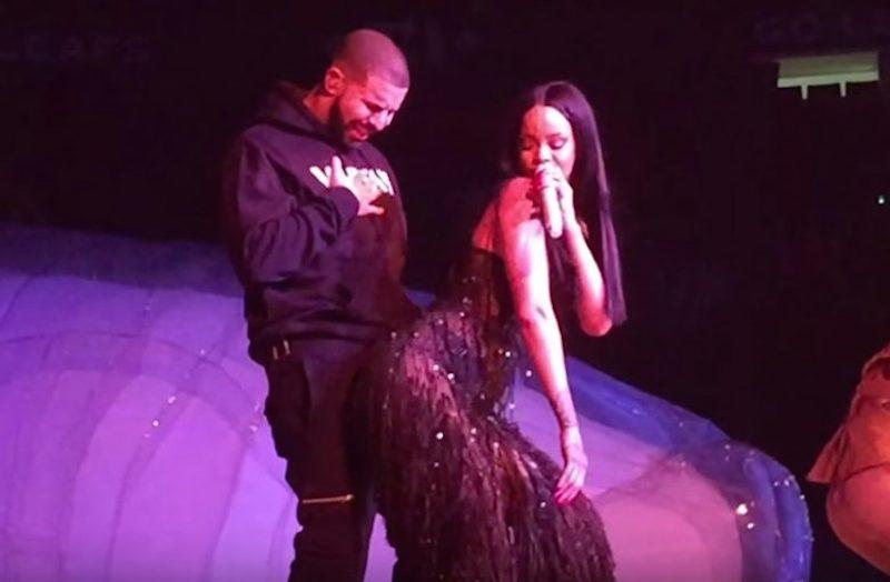 Rihanna and drake dating
