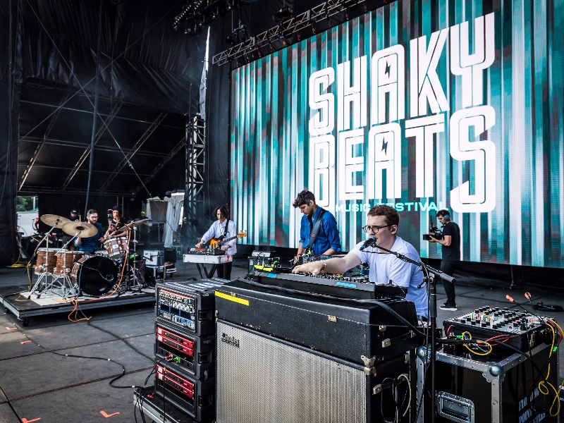 Shaky Beats 2016 brought the turn up to Atlanta with surprise guests