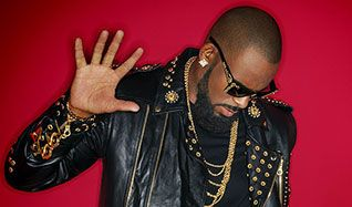 R. Kelly Live in Concert tickets at Bellco Theatre in Denver