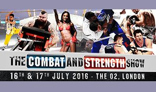 Seni - The Combat And Strength Show tickets at The O2, London