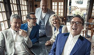 Squeeze tickets at Keswick Theatre, Glenside