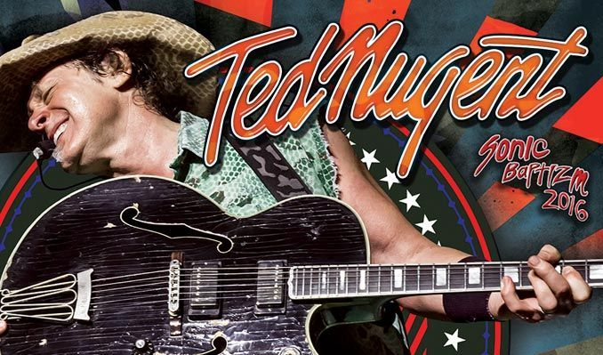 Ted Nugent tickets at Rams Head Live! in Baltimore