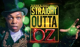 Todrick Hall Presents: Straight Outta Oz tickets at Royal Oak Music Theatre in Royal Oak