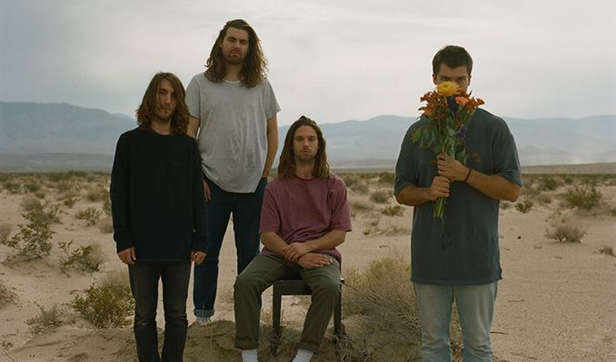 Turnover tickets at The Crocodile in Seattle