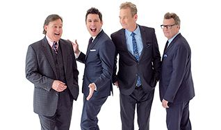 Whose Live Anyway? tickets at The Mountain Winery in Saratoga