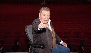 William Shatner tickets at Keswick Theatre, Glenside