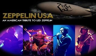 Zeppelin USA, a tribute to Led Zeppelin tickets at Fox Theater Pomona in Pomona