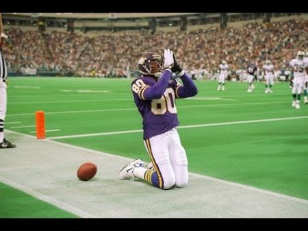 The 5 best Vikings wide receivers of all-time