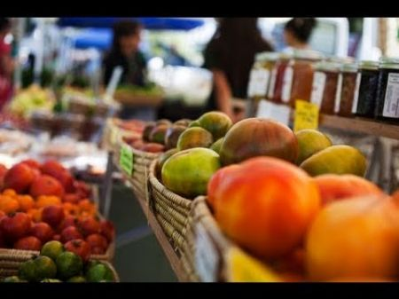 how to find farmers markets