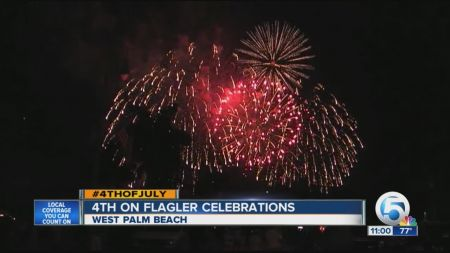 Family-Friendly 4th of July events in West Palm Beach