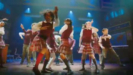 Rock your socks off at 'School of Rock'