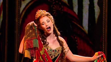 Sierra Boggess stars in 'School of Rock' (but only until Aug. 8)