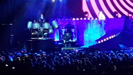 Watch: Slipknot perform 'Pulse of the Maggots' at U.S. tour launch in Nashville