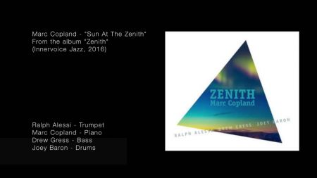 Marc Copland's 'Zenith' frees jazz with intentional feeling