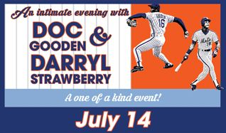 An intimate evening with Doc & Darryl tickets at Starland Ballroom in Sayreville