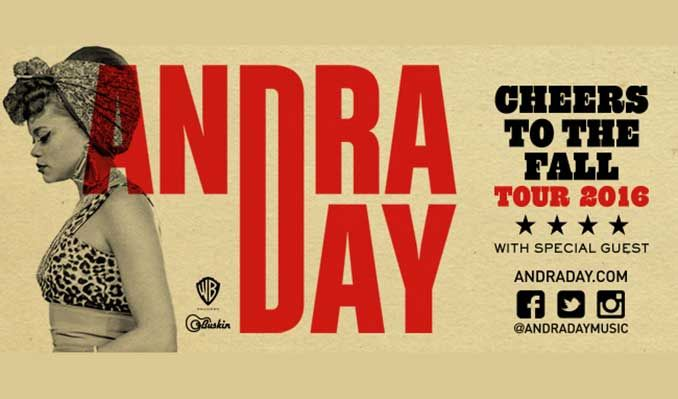 Andra Day tickets at The Showbox in Seattle