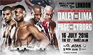Bellator MMA tickets at The O2 in London