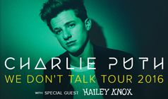 Charlie Puth tickets at Pine Belt Arena in Toms River