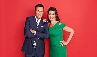 Christmas With Amy Grant & Michael W. Smith tickets at Infinite Energy Arena in Duluth