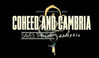 Coheed and Cambria tickets at Showbox SoDo in Seattle