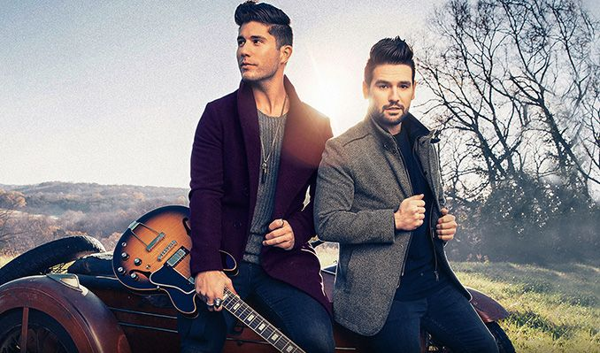Dan + Shay tickets at Rams Head Live!, Baltimore