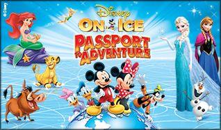 Disney On Ice: Passport to Adventure tickets at Valley View Casino Center in San Diego