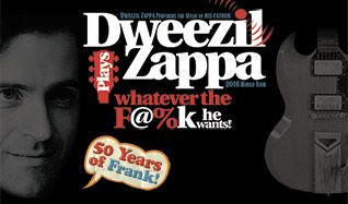 Dweezil Zappa tickets at The National in Richmond