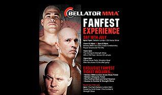 Fan Fest – Bellator MMA Experience tickets at The O2 in London