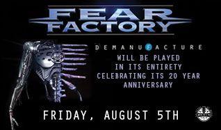 Fear Factory tickets at Starland Ballroom in Sayreville