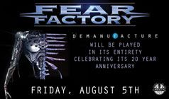 Fear Factory tickets at Starland Ballroom in Sayreville