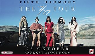 Fifth Harmony tickets at Annexet in Stockholm