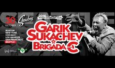 Garik Sukachev  tickets at The Showbox in Seattle