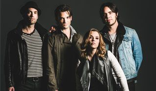 Halestorm tickets at Pikes Peak Center in Colorado Springs