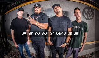 Pennywise tickets at Ogden Theatre in Denver