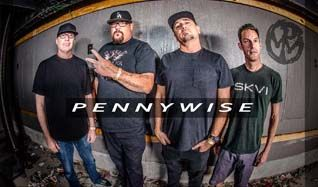 Pennywise tickets at The National in Richmond