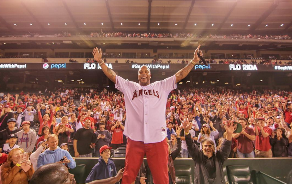 "Flo Rida will transform his song ""Hello Friday"" into ""Hello Summer"" for EPSN's MLB coverage"