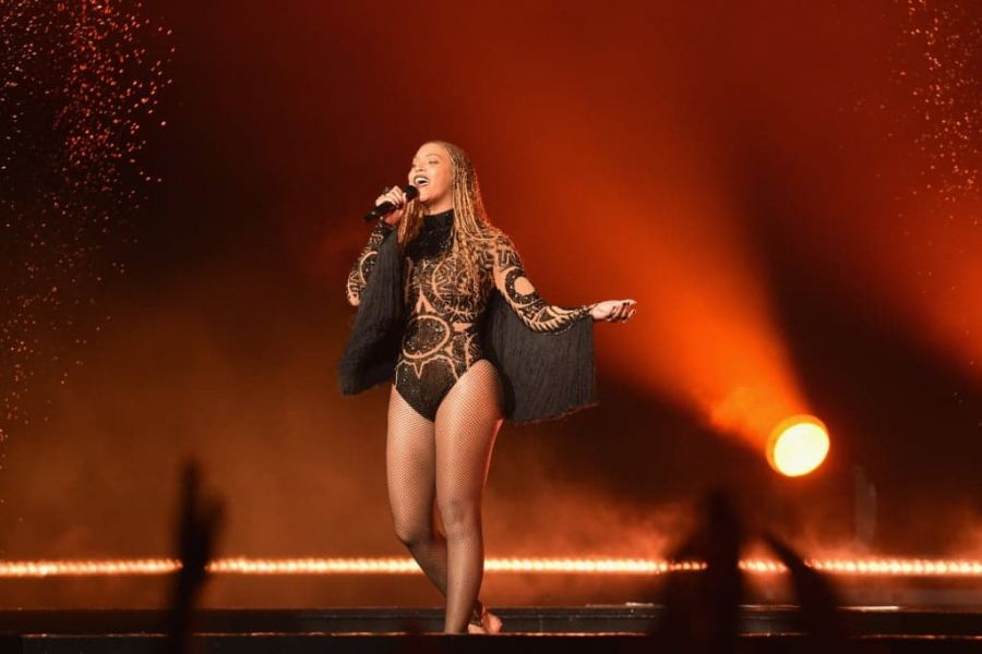 The BET Awards were ignited by Beyonce and Kendrick's fiery set