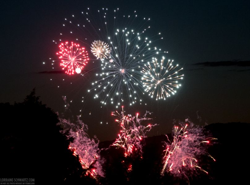 Fireworks and more on July 4th in New York City