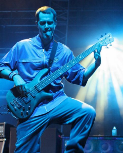 311's bass player, P-Nut, holds a self award world view that is refreshing for a celebrated musician.