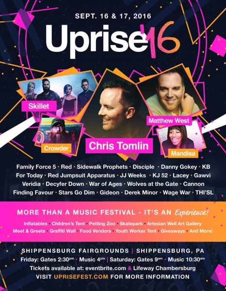 Uprise Festival 2016
