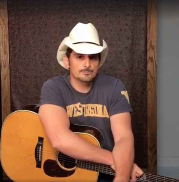 Brad Paisley launches $1 million GoFundMe campaign for West Virginia flood relief