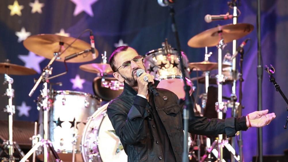 Ringo Starr kicks off his summer tour in Syracuse NY